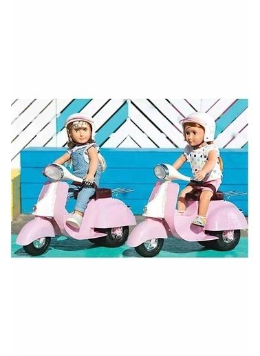 Our Generation Our Generation Oyuncak Vespa Scooter Renkli